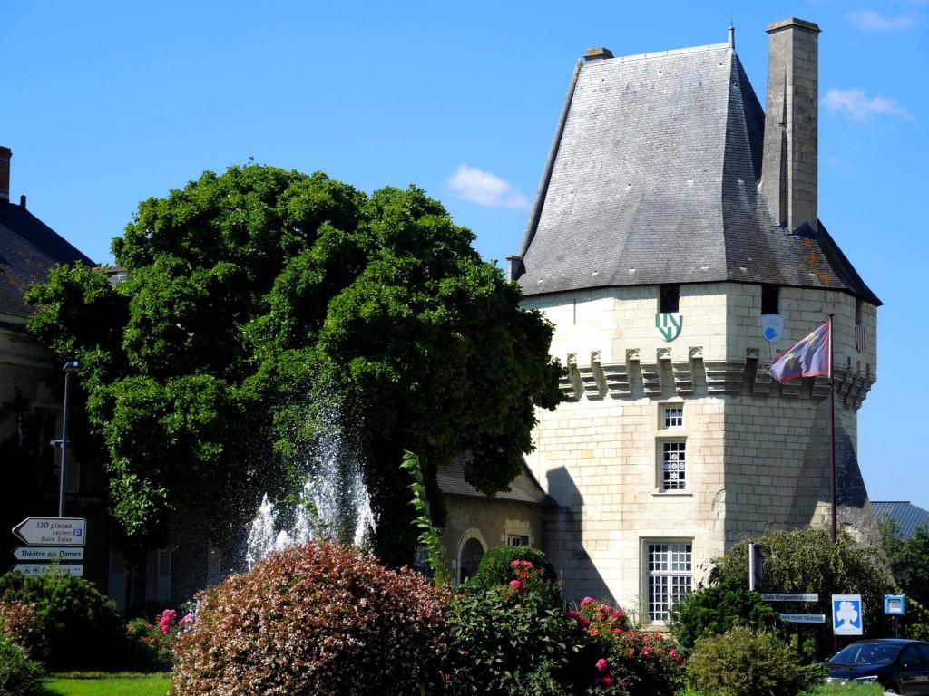 Château des Ponts-de-Cé
