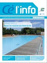 Cé l'info n°52 juillet-août/2015