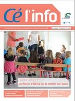Cé l'info n°53 Septembre-Octobre/2015