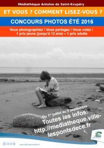 Concours photo médiathèque