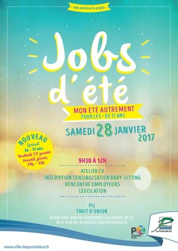 jobs d u0026 39  u00e9t u00e9 2017