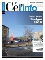 CÉ L'INFO N°72 – JANVIER 2018
