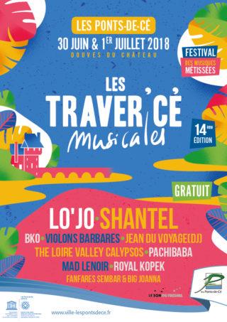 Les Traver'Cé musicales [2018]