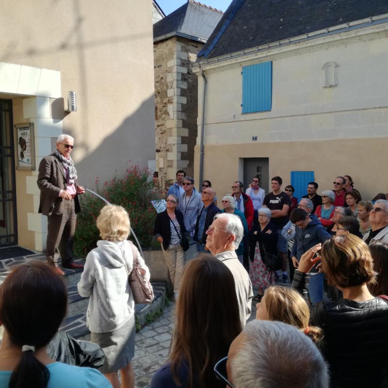 Accueil des nouveaux Ponts-de-Céais