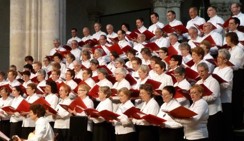 Concert Les Choeurs de Saint-Maur