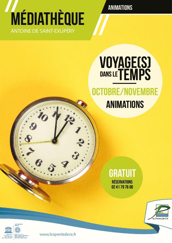 thumbnail of A5 flyer sur les animations voyages dans le tempsV3