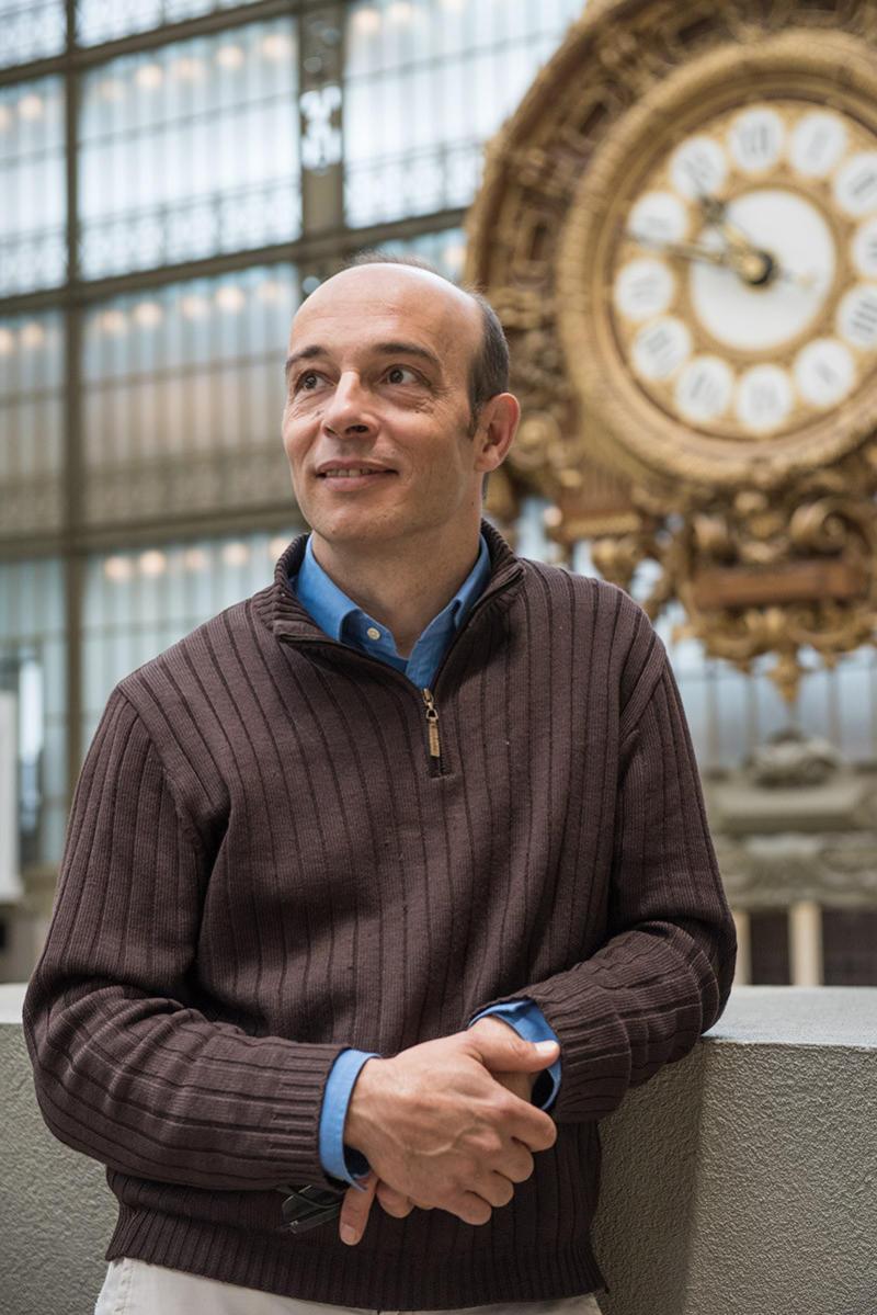 """Conférence """"Tout s'accélère"""" - Gilles Vernet"""