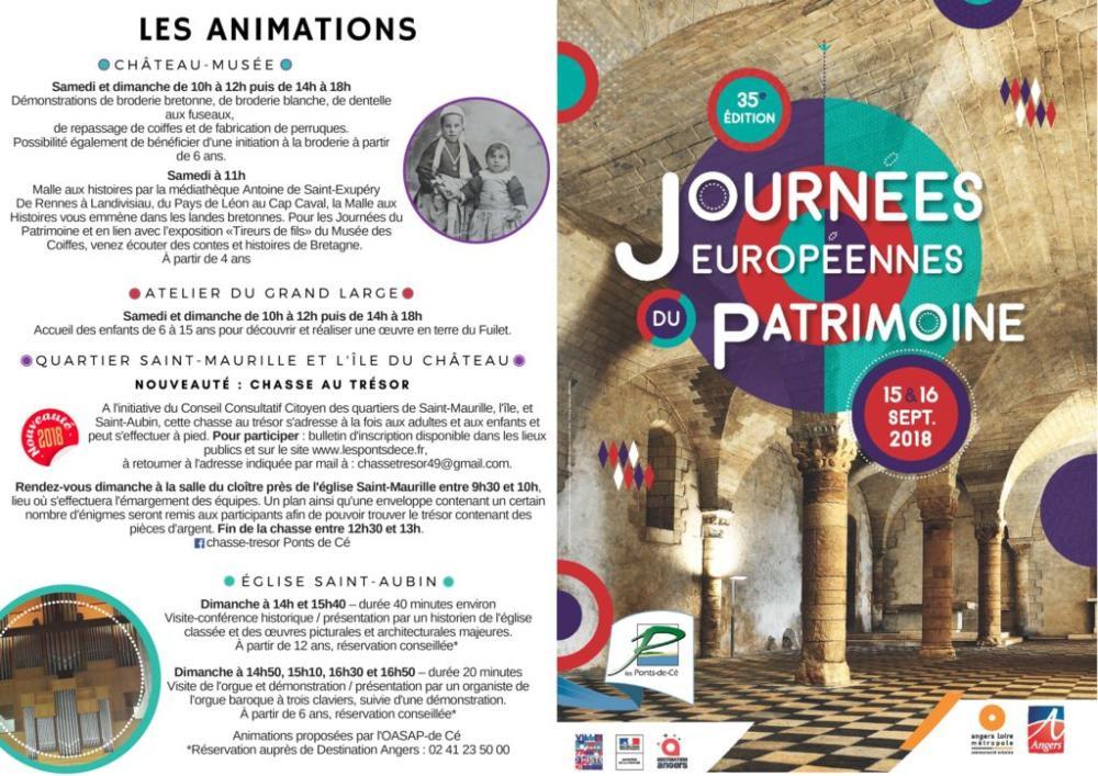 thumbnail of PDF Programme Journées du Patrimoine