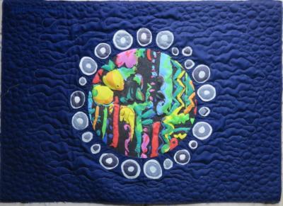 Exposition art textile   Couleurs d'Humanités   Carmen Amézaga