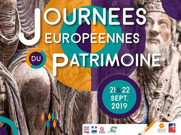 Journées Européennes du Patrimoine 2019 aux Ponts-de-Cé