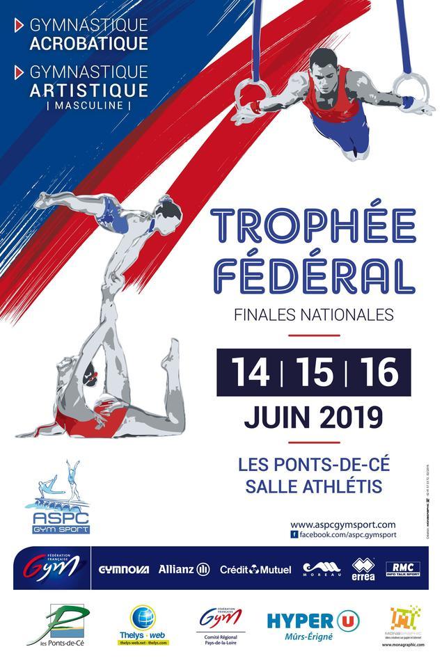 Finale nationale Trophée Fédéral GAM/GAC