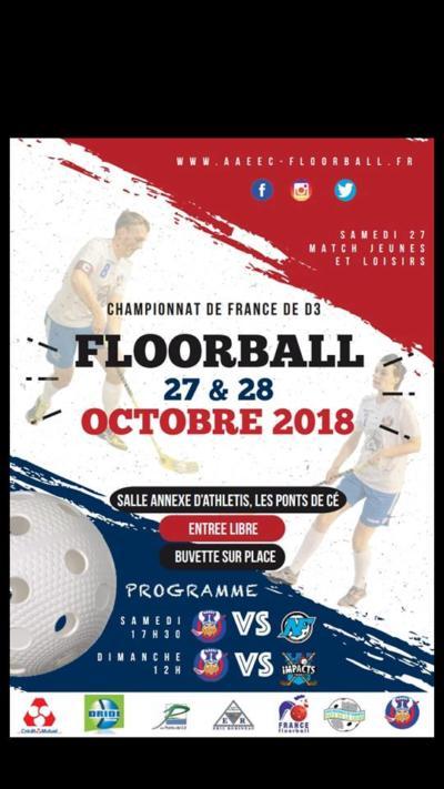 Championnat de France D3 de Floorball