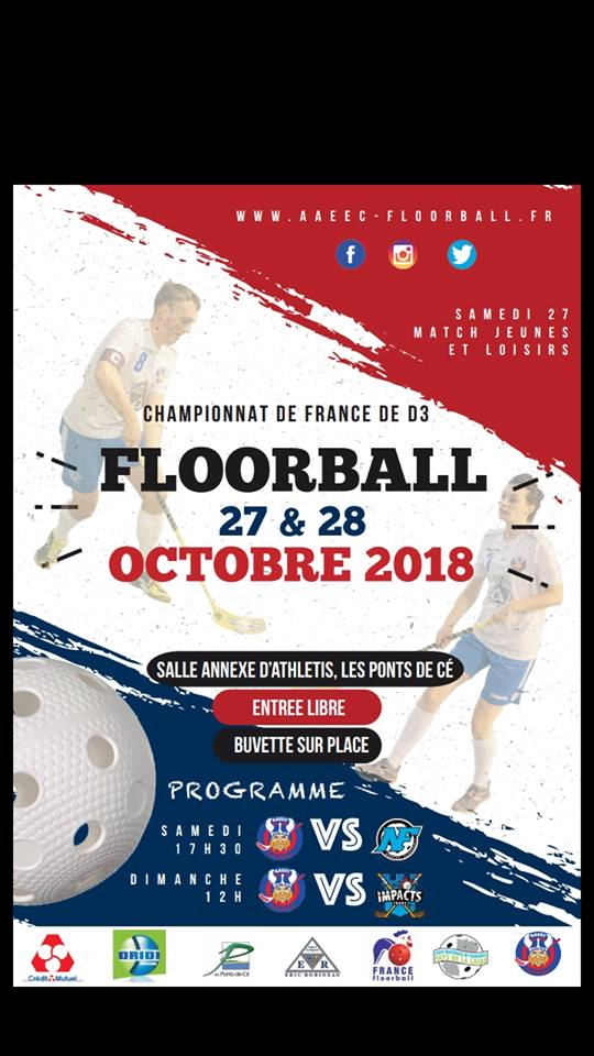 Championnat de France D3 de Floorball