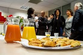 Petit déjeuner pour les acteurs économiques