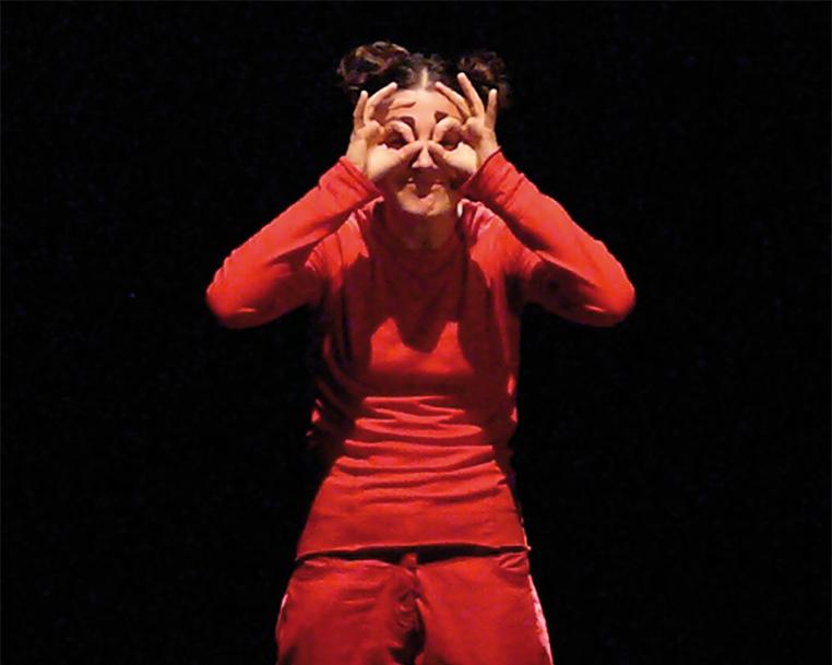 ANNULÉ - Théâtre gestuel et musical - L'ARBRE SANS FIN