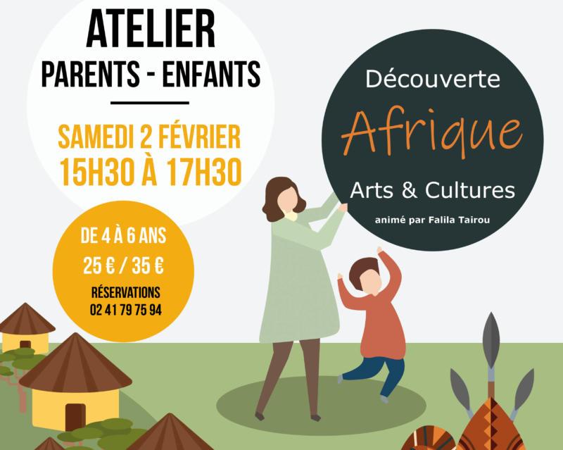 ANNULÉ - Atelier parents enfants - février