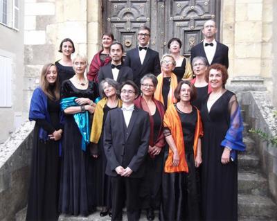 Ensemble vocal Intenso - Musique classique
