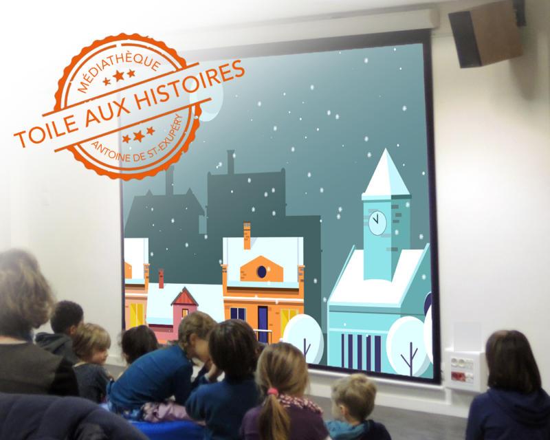TOILE AUX HISTOIRES