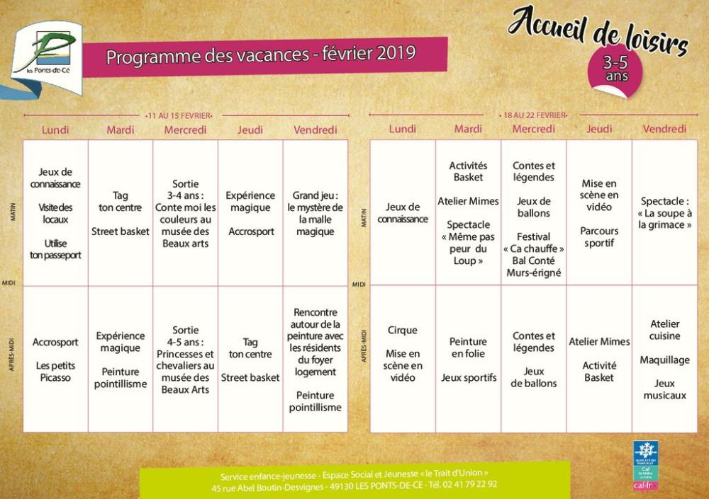 thumbnail of Planning_Vacances accueils loisirs fev 2019 3-13 ans