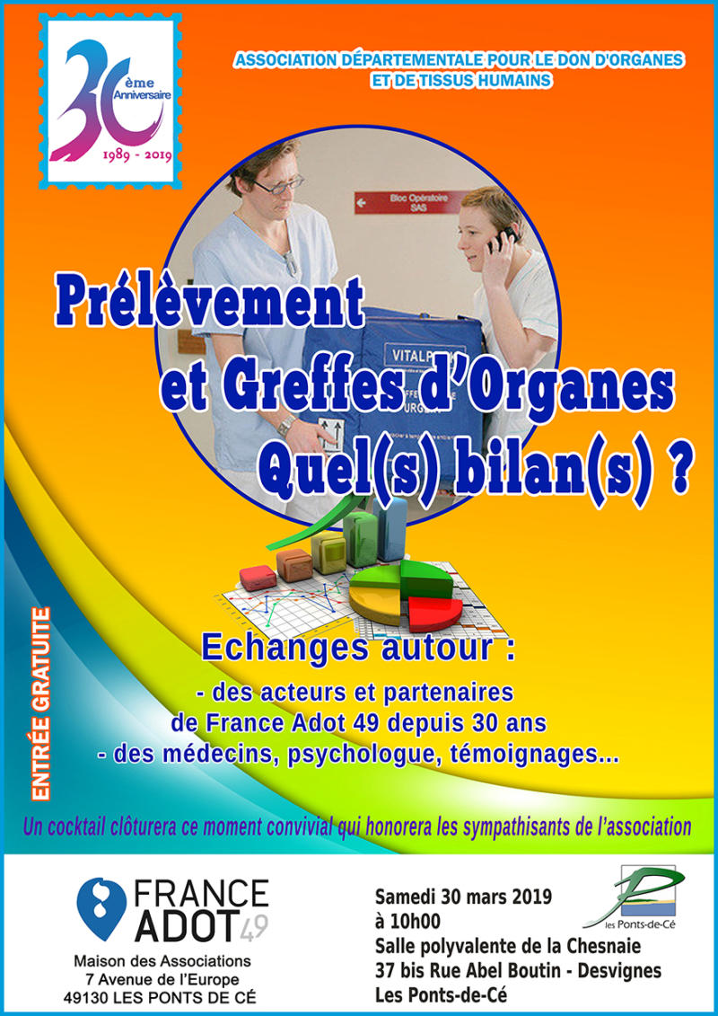 Assemblée Générale - France Adot 49
