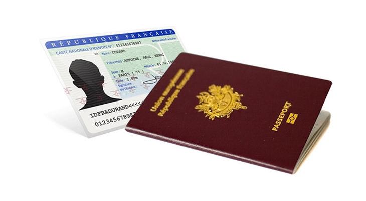 Passeport - Carte nationale d'identité