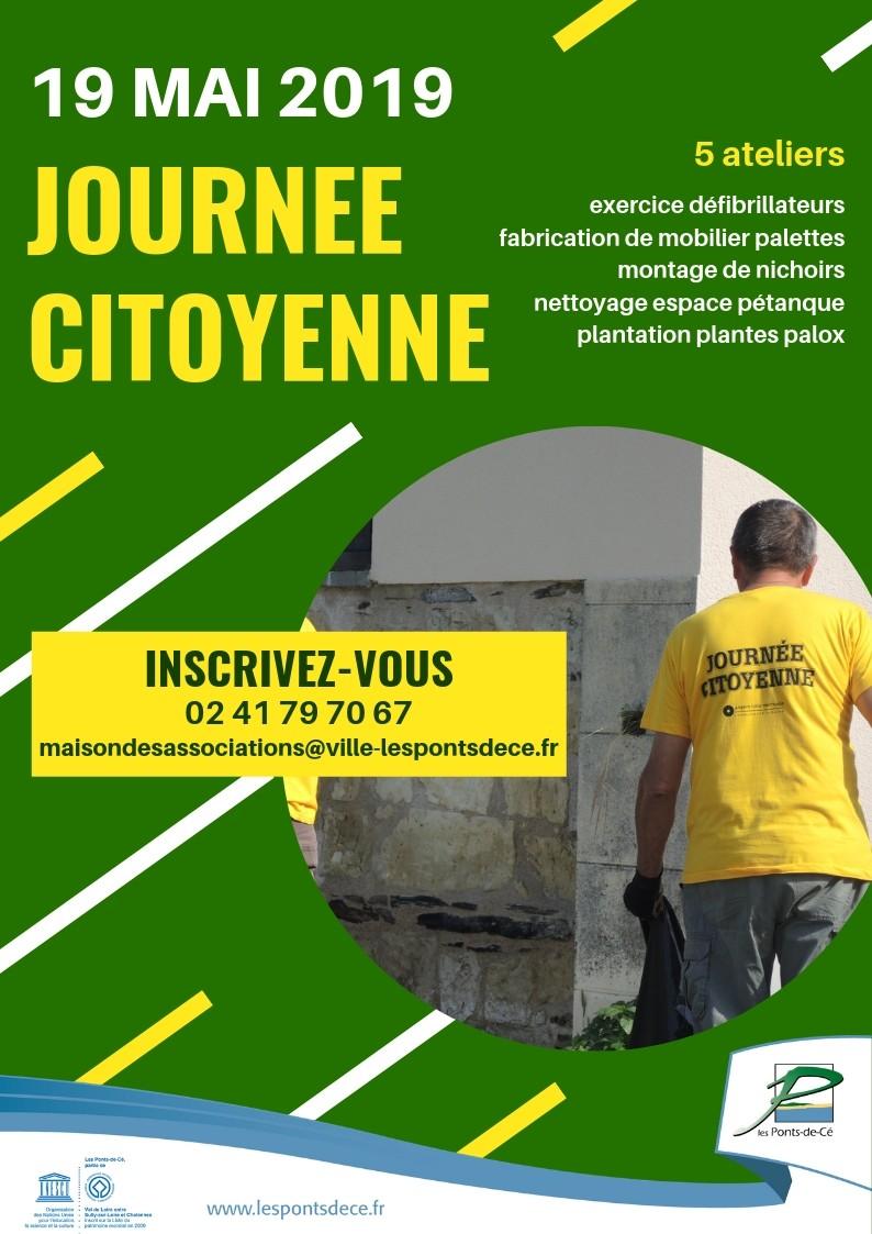 Journée citoyenne - édition 2019
