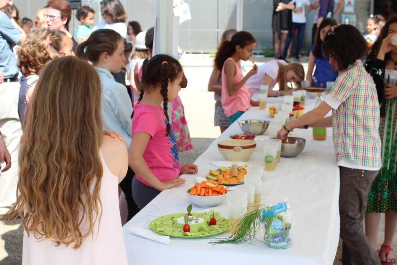 Apéro sans déchet - Conseil Municipal des Enfants
