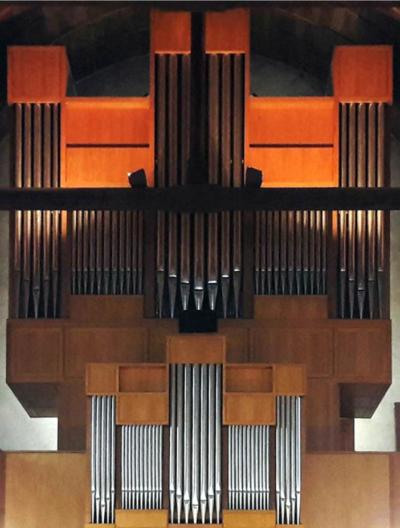 Journée du Patrimoine - Visite de l'orgue et démonstration