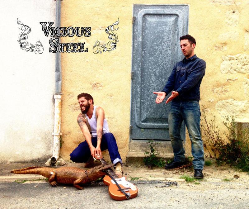 Vicious Steel - concert blues