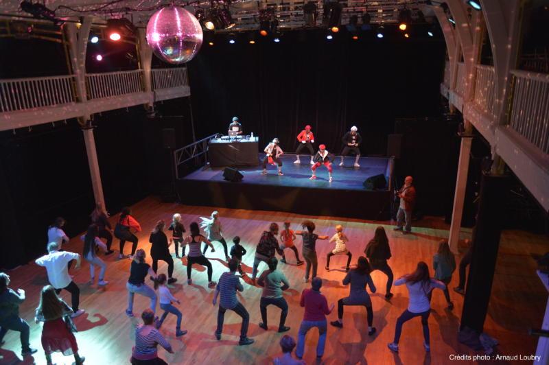 ANNULATION - Bal hip-hop - danse jeune public