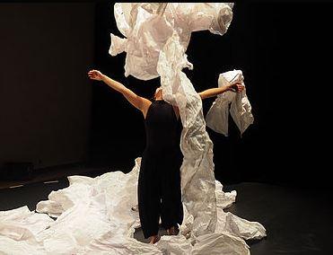 Annulation - Petits papiers dansés - danse jeune public
