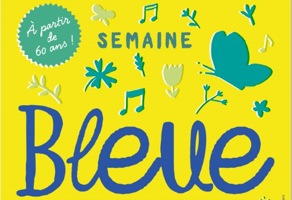 """Semaine bleue - Concours """"un chef au top"""" et goûter"""