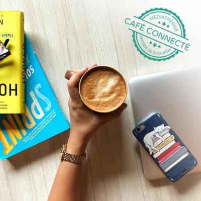 Annulation - Café connecté - médiathèque numérique
