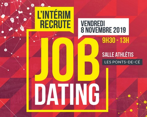 Job Dating : l'intérim recrute