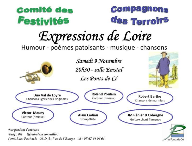 Spectacle - Expression de Loire