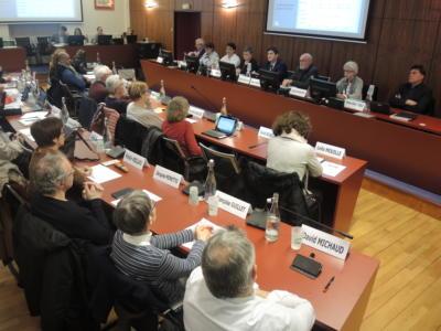Conseil municipal - février 2020