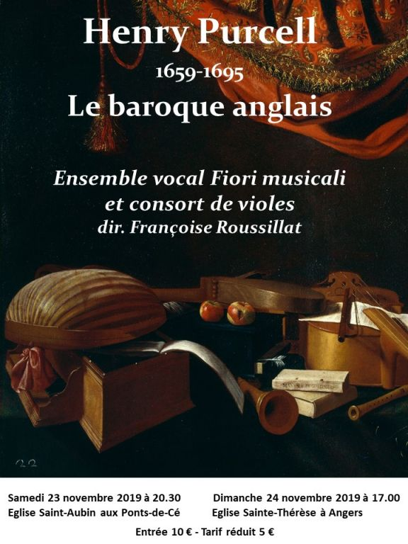 Concert de l'Ensemble Vocal Fiori Musicali