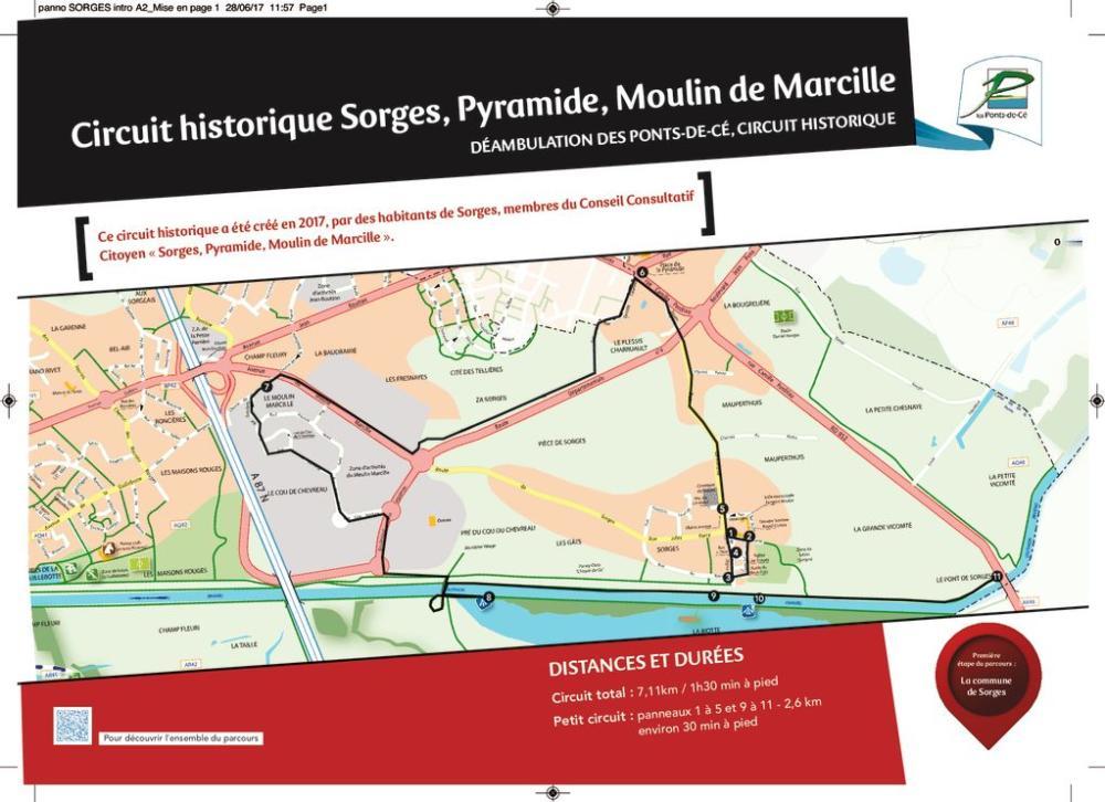 thumbnail of panneau plan SORGES