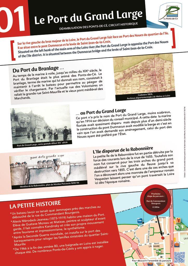 thumbnail of Parcours historique 19 (x11) BD