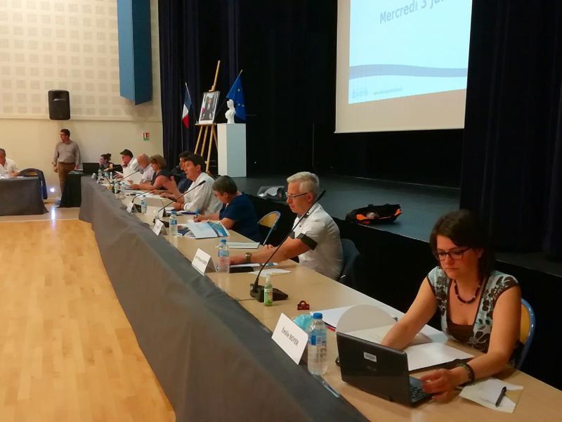 Conseil Municipal - juillet 2020