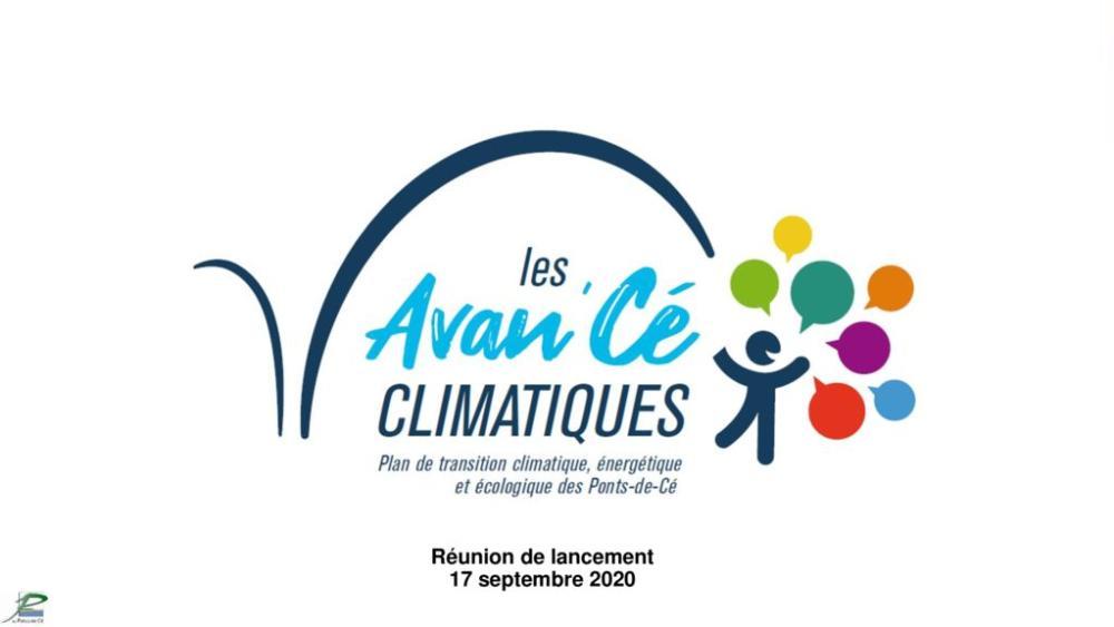 thumbnail of diaporama présentation réunion de lancement plan climat