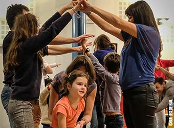 Ateliers Danses Folk en Famille