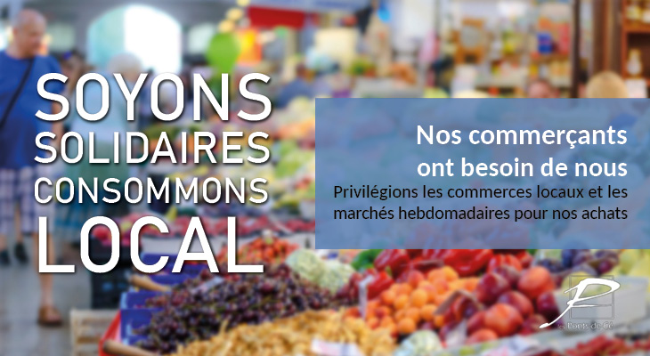 Consommons local