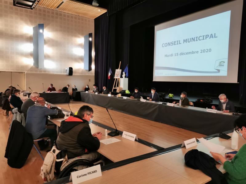 Conseil Municipal - mai 2021