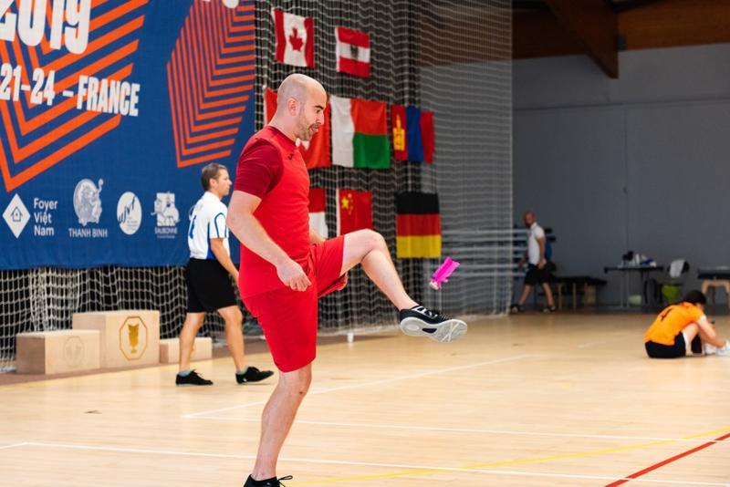 Découverte Air badminton - Août
