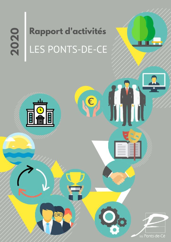 thumbnail of Rapport d'activités – Les Ponts-de-Cé – 2020 BD