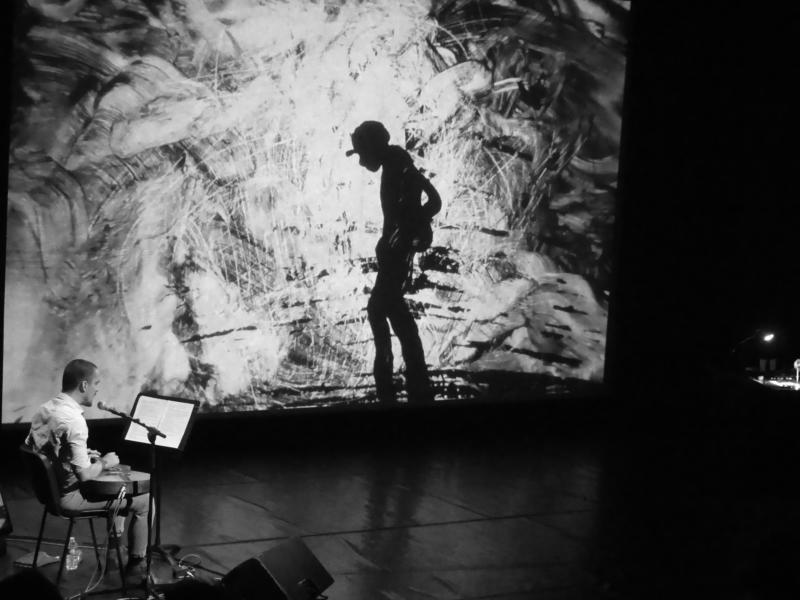 Black Boy - Concert spectacle dessiné