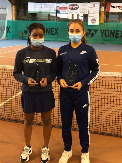Tournoi tennis international ITF Junior